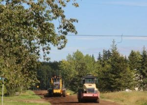Town of McLennan, Capital Projects road construction to begin July 3