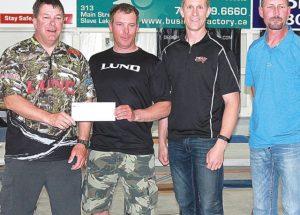 Slave Lake team wins Angler's Cup