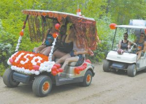 Canada Day celebrated at the 5 Star Golf Course with parade