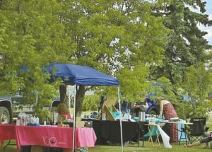Local open-air market an ideal early summer initiative
