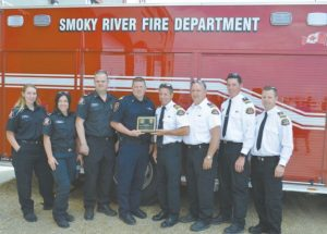 Smoky River Emergency Rescue building officially opens its doors