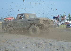 PIC – Let the mud fly at the Smoky River Mud Bogs!!