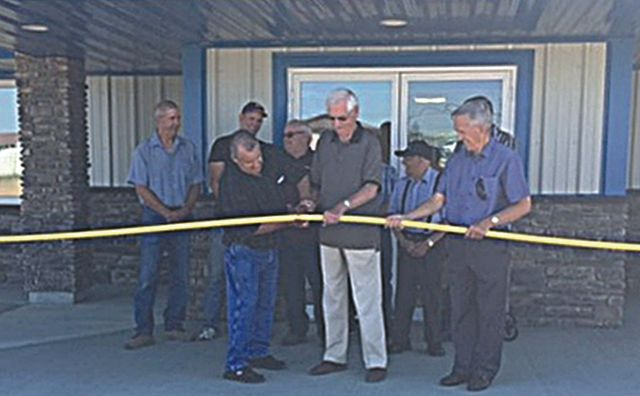 East Peace Gas Co-op celebrates grand opening of new building