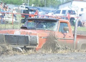 Down & dirty! Annual Smoky River Mud Bogs held at Smoky River Ag Society grounds on August long weekend