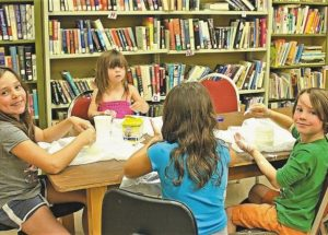 McLennan Library summer programs are extremely popular
