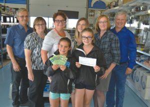 PIC – Nashville Nite donates to dance society