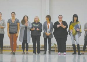 Ecole Routhier holds welcome back barbecue for families