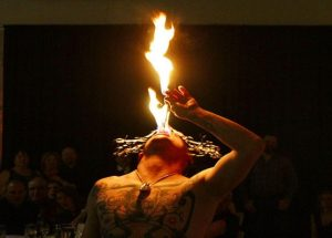 """Local performer of """"Creative Fire Act"""" to feature on Discovery Science Channel September 27"""
