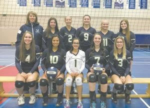 PICs – Meet the Heritage senior volleyball teams