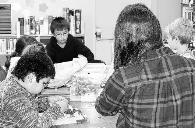 """After School Program"" Mondays and Wednesdays at McLennan Municipal Library"