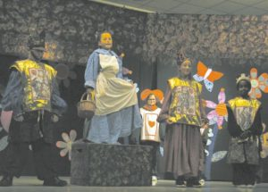Routhier students entertain with 'Alice in Wonderland' theatrical production