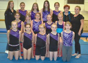 Smoky River Gymnastics Club begins another season