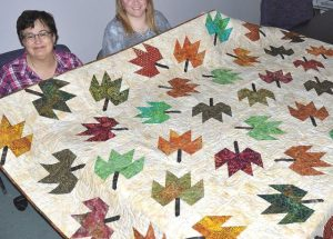 High Prairie Quilt Guild hosts annual show Oct. 21-22