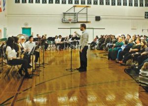 A broad array of talent on display at Vanier Combined arts showcase event