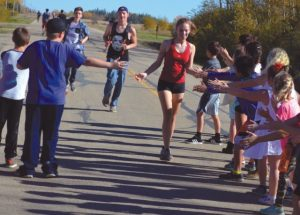 PIC – More Terry Fox Run in Jean Cote