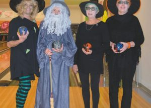 Halloween tournament held at Smoky Lanes Bowling