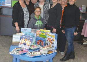 PIC – Falher Library buys new books with donations