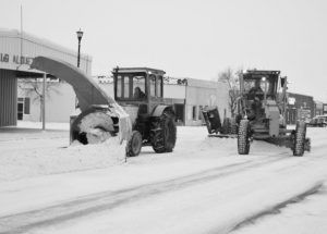 PICs – Digging out from under all of the snow