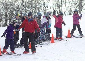 Big River View Snow Club begins its inaugural season at Little Smoky Ski Area