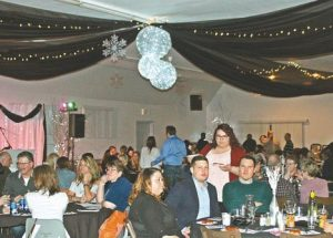 """Girouxville Enhancement Committee offers a """"Winter Blaze"""" of comedy, music and great food"""