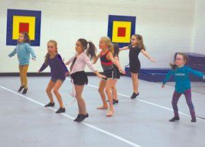 Smoky River Dance Society classes prepares for Christmas performances