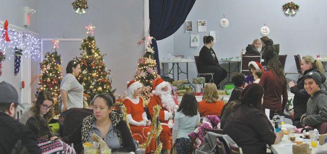 McLennan Santa Day Celebration Saturday, December 10