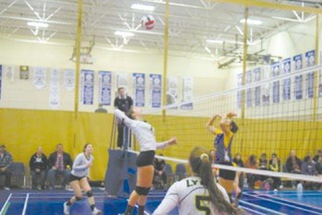 Ecole Heritage hosts senior girls' volleyball zones