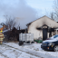 BREAKING NEWS: Fire destroys vehicle repair shop in Donnelly