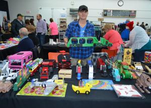 Falher Christmas Expo & Santa Day held Nov. 25