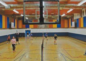 McLennan Community Badminton Club gets underway