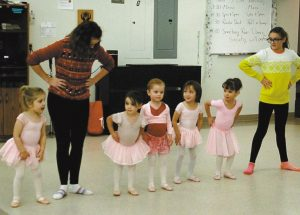 SRDS performs its third annual Christmas time dance recital at Villa Beausejour