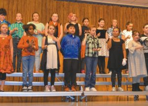 The joy of the season for Ecole Routhier's English and French Christmas concerts