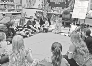 """Students thoroughly enjoy and greatly benefit from """"Roots of Empathy"""" program"""
