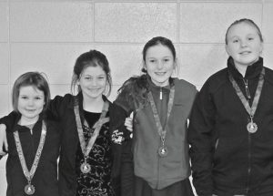 "Twilight Figure Skating Club gives medal winning performances at MFSC ""Skating on the Edge,"" competition"