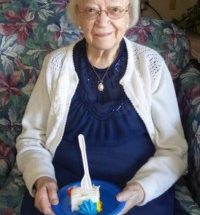 Obituary – Gladys Laflamme (Dufresne, nee Cunningham) passes away at 99