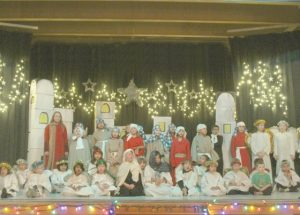 Providence students deliver a great performance at Christmas concert and supper event