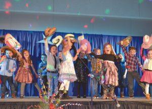 Ecole Heritage's Christmas concert
