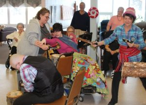 Ville Beausejour traditional French Canadian cabine de sucre celebration took place February 8
