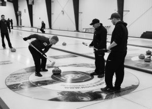 PIC – The Falher Curling Club's last bonspiel, last weekend