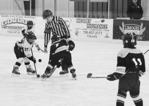 PICs – Smoky River Minor Hockey's novice team defeats Fairview Flyers in home action