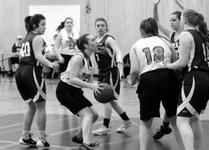 PICs – GPV Vipers senior basketball teams lose to Peace River Nomads