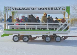 A chilly but very fun Family Day in Donnelly