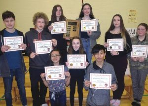 Prairie River students shine in science fair