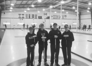 Provincial curling championship provides valuable experience