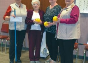 Club Alouette in Falher holds Seniors Fun Day on March 8