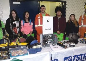 Forestry fair plants seeds in students' minds