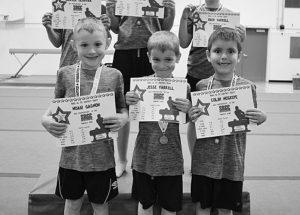 Smoky River Gymnastics Club holds annual fun meet