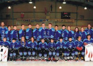 Warriors Youth Rec Hockey Team 2017-2018 Season