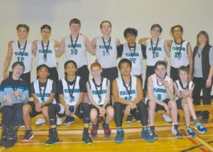 GPV Vipers junior basketball teams end season with medals