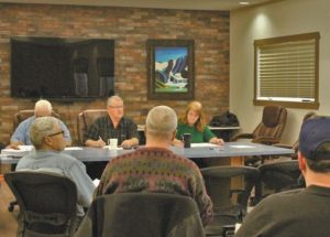East Peace Gas Co-op holds AGM following its first year at Main Street, Falher location